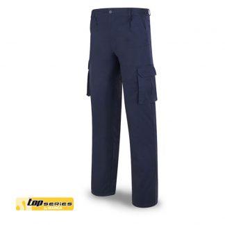 Pantalon multibolsillo algodon