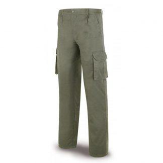 Pantalon tergal gris