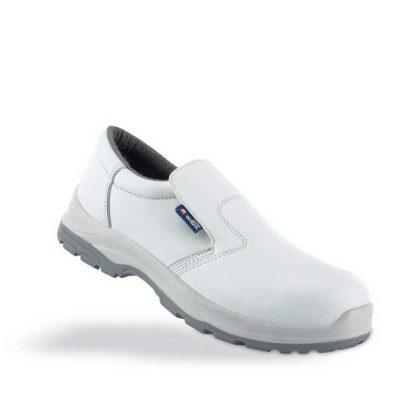 Zapato seguridad blanco