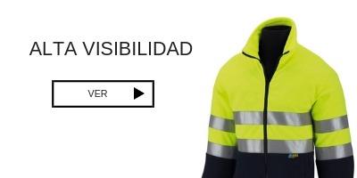 Ropa reflectante para trabajos de alta visibilidad
